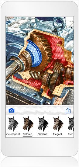 AlphaPlugins Engraver iOS App