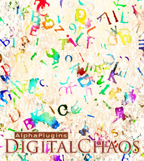 AlphaPlugins DigitalChaos for Windows