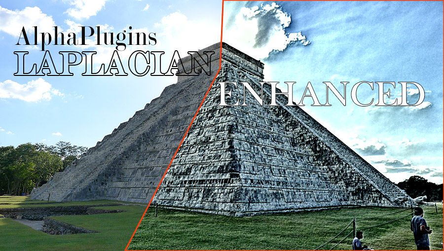 AlphaPlugins Laplacian Enhanced