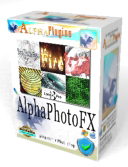 AlphaPhotoFX Photoshop plug-ins bundle