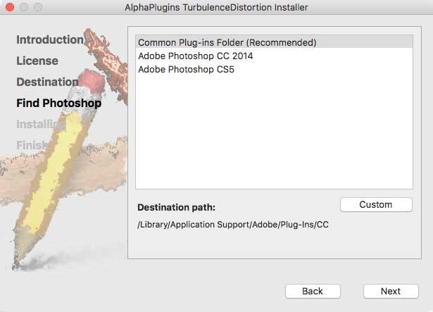 AlphaPlugins TurbulenceDistortion Manual